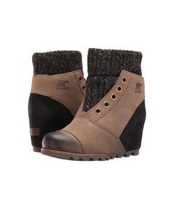 SOREL | Joanie Sweater Pebble Womens Waterproof Boots