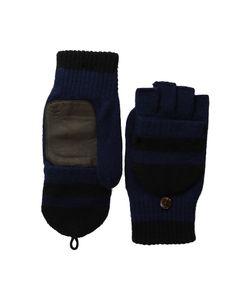 Original Penguin | Convertible Mittens Dark Sapphire Extreme Cold Weather Gloves
