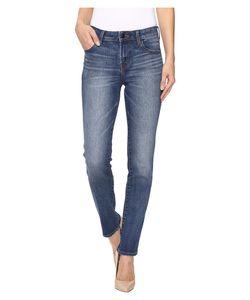 J Brand   Amelia Straight In Decoy Decoy Jeans