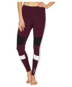 Reebok | Speedwick Color Block Tights Pacific Workout