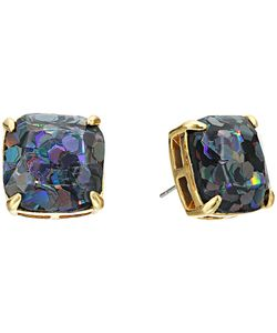 Kate Spade New York | Small Square Studs Glitter Earring