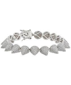Eddie Borgo   Pave Small 17 Cone Bracelet Bracelet