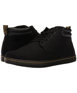 Dr. Martens | Maleke Padded Collar Boot Overdyed Twill Canvas