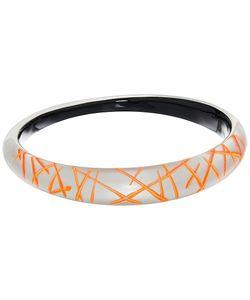 Alexis Bittar   Skinny Taper Zappos Exclusive Bracelet Rutilated Neon