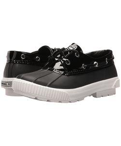 Michael Michael Kors | Hyde Lace-Up Rubber/Patent Shoes