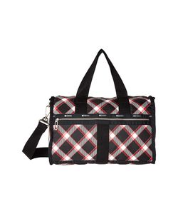 LeSportsac Luggage | Cr Small Weekender Party Plaid Weekender/Overnight Luggage