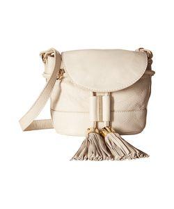 See by Chloé | See By Chloe Grained Cowhide Crossbody Milk Cross Body Handbags