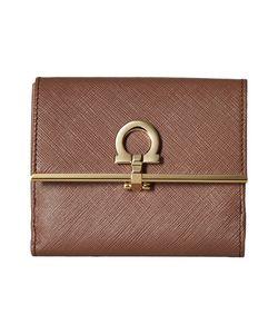 Salvatore Ferragamo | 224639 New Moka Wallet