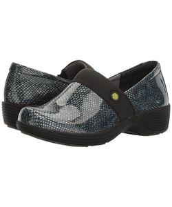 Dansko | Camellia Snake Patent Clog Shoes