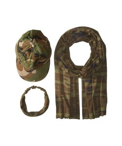 ALTERNATIVE | Camo Set Camo Scarves