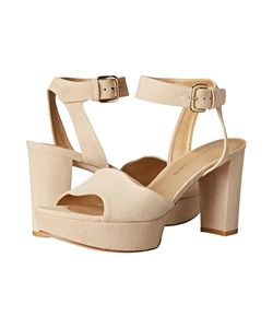 Stuart Weitzman | Realdeal Buff Suede Wedge Shoes