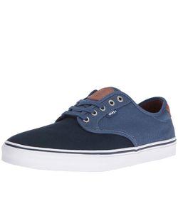 Vans   Chima Pro Two-Tone Dress Blues/Ensign Skate Shoes