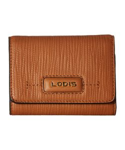 Lodis Accessories   Cordoba Mallory French Purse Toffee Wallet Handbags