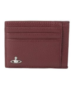 Vivienne Westwood   Milano Card Holder Bordeaux Credit Card Wallet