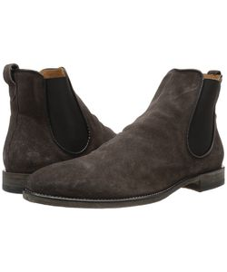 John Varvatos | Fleetwood Chelsea Boot Charcoal Mens Pull-On Boots