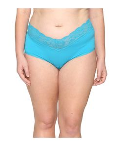 Cosabella | Extended Size Never Say Never Cheekie Hotpant Picasso