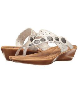 Minnetonka | Mackenna Leather Womens Shoes