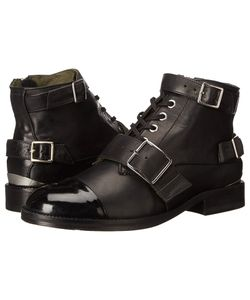 The Kooples   Grained Embossed Leather Boots