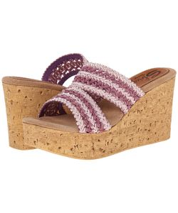 Sbicca | Viejo Orchid Wedge Shoes