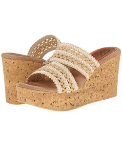 Sbicca | Viejo Natural Wedge Shoes