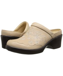 Alegria | Isabelle Cream Clog Shoes