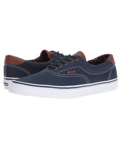 Vans   Era 59 Campl Dress Blues/Italian Weave Skate Shoes