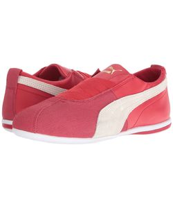Puma | Eskiva Low Remaster Barbados Cherry/Whisper Womens Shoes