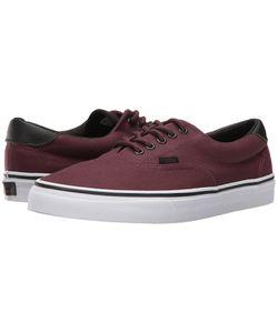 Vans   Era 59 Canvas/Military Iron Skate Shoes
