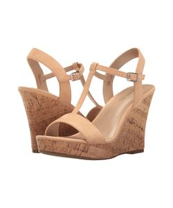 Charles by Charles David | Libra Nude Wedge Shoes