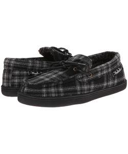 Woolrich   Lewisburg Charcoal Plaid 14 Slippers