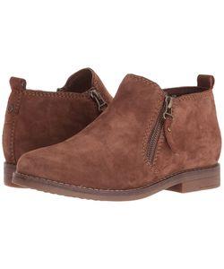 Hush Puppies   Mazin Cayto Suede Zip Boots