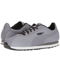 Puma | Turin Woven Print Limestone Steel Shoes