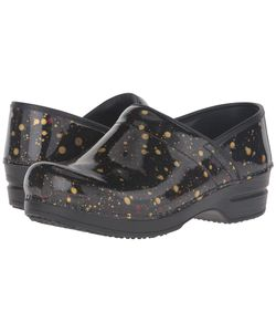 Sanita | Smart Step Speckle Clog Shoes