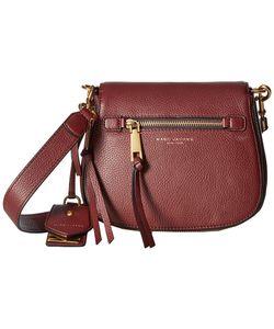 Marc Jacobs | Recruit Small Saddle Bag Chianti Handbags