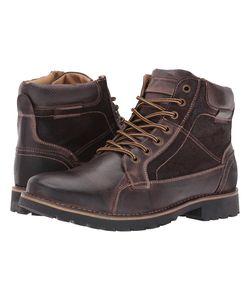Steve Madden | Coltun Dark Lace-Up Boots