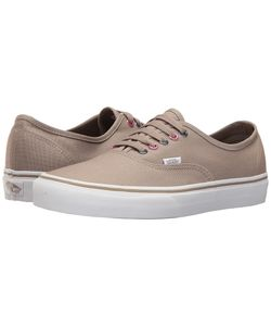 Vans   Authentic Multi Desert True Skate Shoes