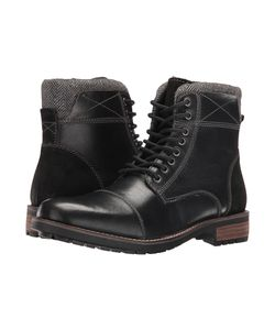 Steve Madden | Sargeant Mens Lace-Up Boots