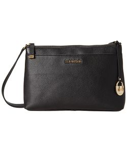 Calvin Klein | Leather Crossbody H4gea2tt / Cross Body Handbags