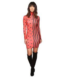 House Of Holland | Jersey Swiggle Midi Dress Dress
