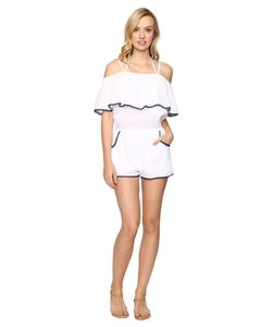 BECCA by Rebecca Virtue | Inspired Romper Cover-Up Jumpsuit