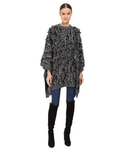 McQ | All Over Fringe Poncho Clothing