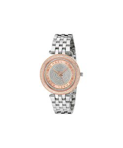 Michael Kors | Mini Darcy Mk3446 Two-Tone Stainless/Rose Watches