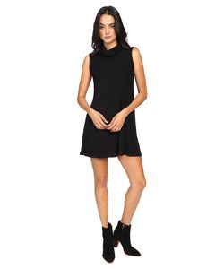 Michael Stars | Super Soft Madison Rib Sleeveless Cowl Shift Dress