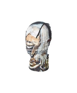 Celtek | Samurai Balaclava Iron Maiden Number Of The Beast Scarves