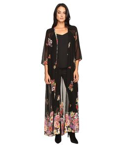 Show Me Your Mumu   Karmyn Cape Falling Florals Clothing
