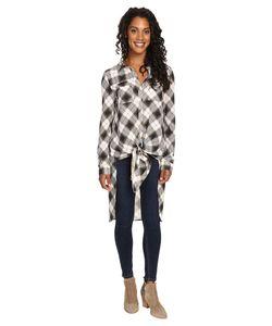 PRANA | Flint Maxi Top Charcoal Womens Clothing