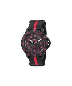 Timex   Expedition Gallatin Nylon Slip-Thru Strap Watches