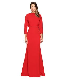 Badgley Mischka | It Dress Blouson Gown Dress