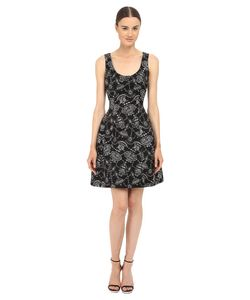 Prabal Gurung | Lurex Jacquard Sleeveless Dress / Womens Dress