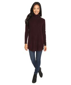Woolrich | Clapshaw Cowl Tunic Heather Sweater